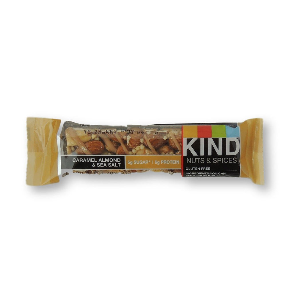 Kind Nuts & Spices Caramel Almond Sea Salt 1.4 Oz
