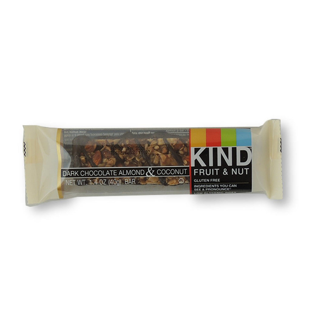 Kind Fruit & Nut Dark Chocolate Almond & Coconut 1.4 Oz