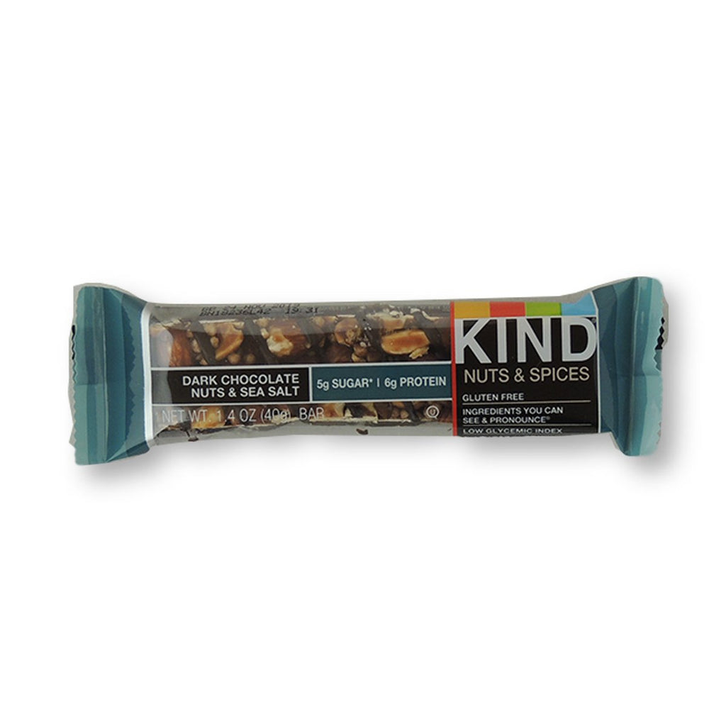 Kind Nuts & Spices Dark Chocolate Sea Salt 1.4 Oz
