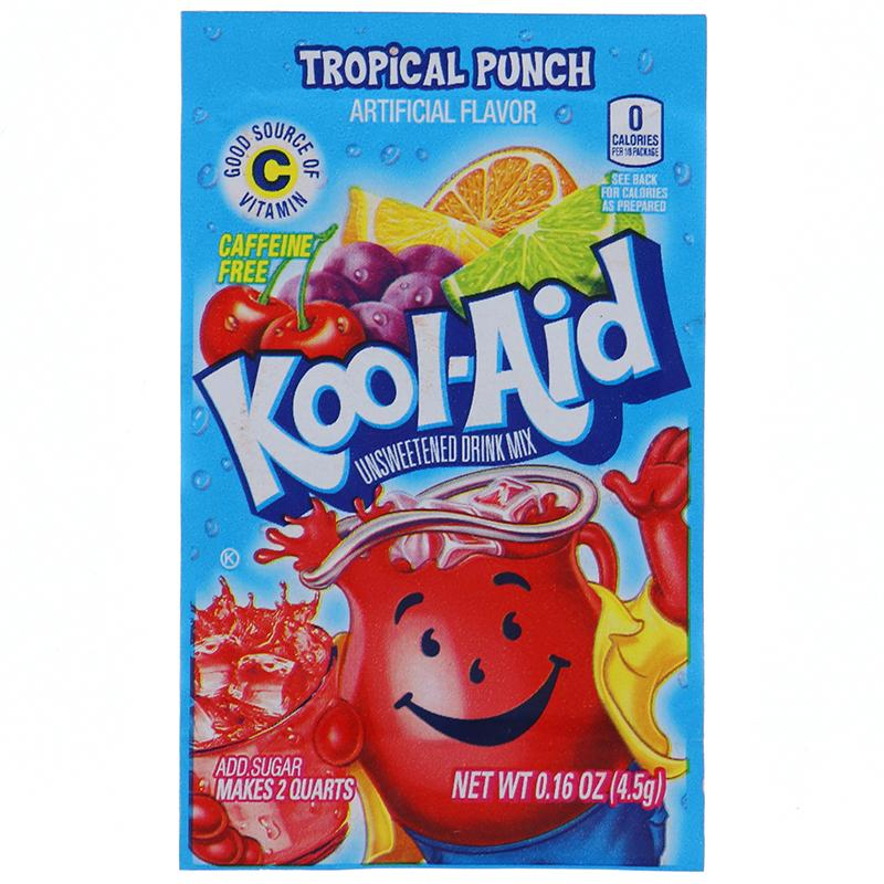 Kool-Aid Tropical Packets 0.13 Oz
