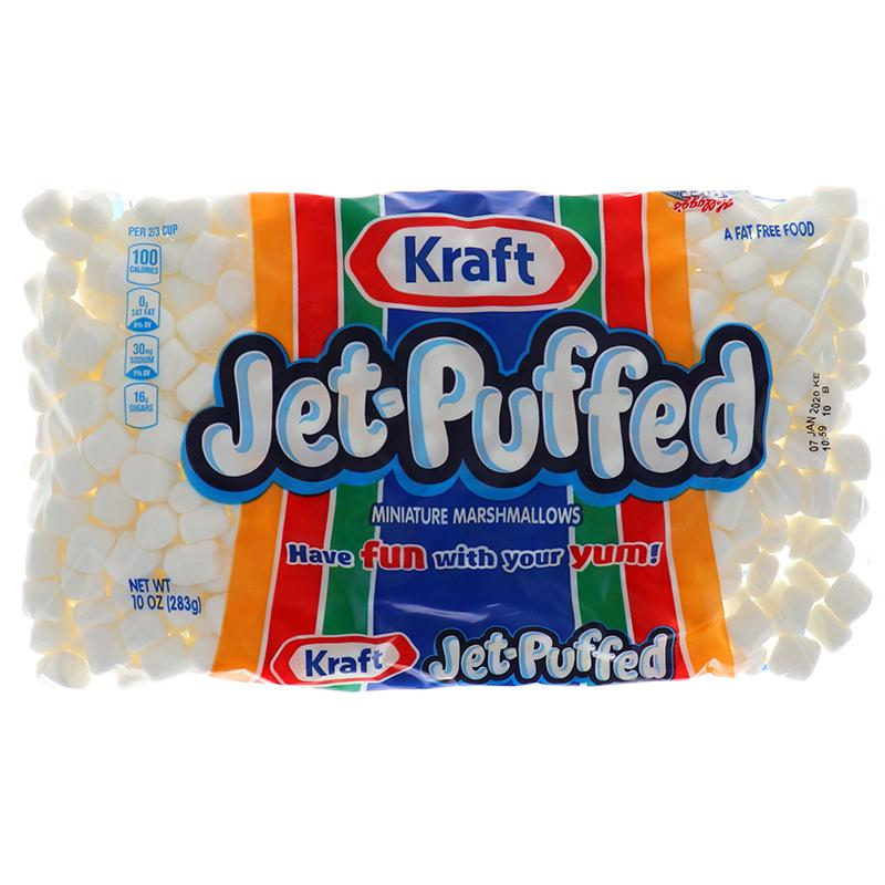 Kraft Jet-Puffed Miniature Marshmallows 10oz