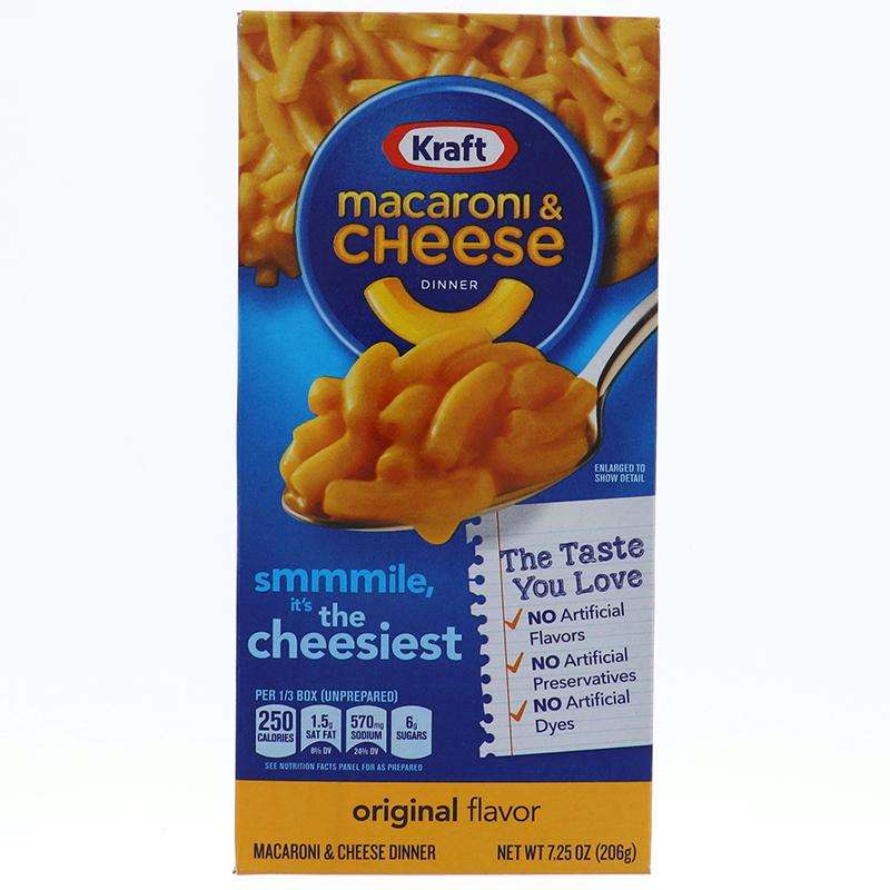 Kraft Macaroni & Cheese 7.25oz