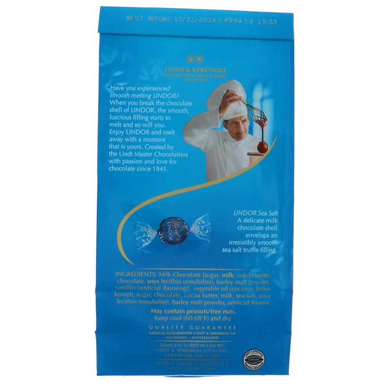 Lindt Lindor Sea Salt 5.1oz