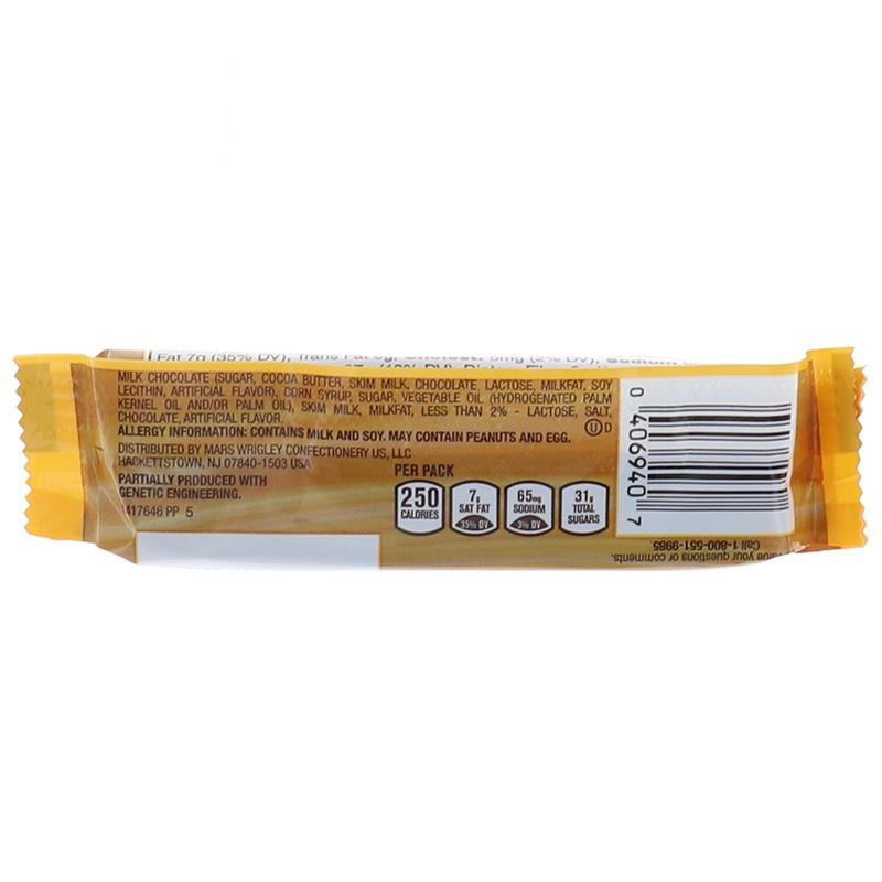 Milky Way Simply Caramel Chocolate Bars 1.91 Oz