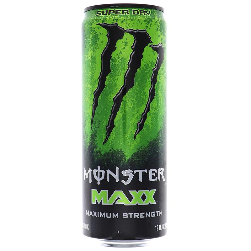 Monster Extra Strength Super Dry 12 Oz