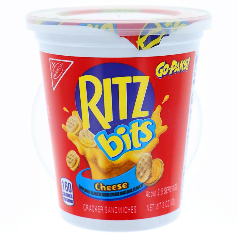 Ritz Bits Cheese Cracker Sandwiches, Cookie