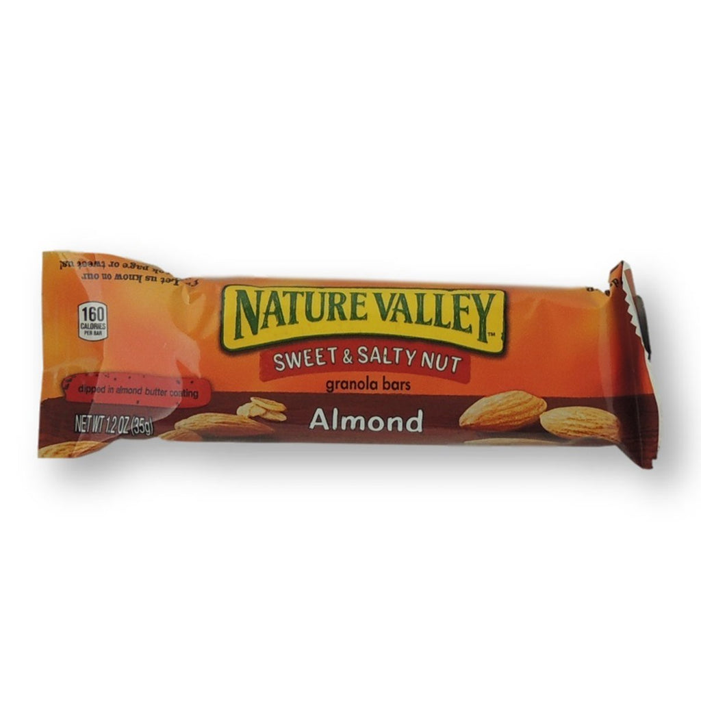 Nature Valley Chewy Bar Sweet & Salty Nuts Almond 1.2 Oz
