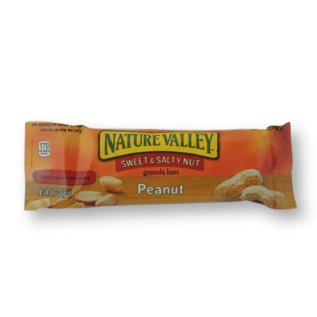 Nature Valley Chewy Bar Sweet & Salty Nut Peanut 1.2 Oz