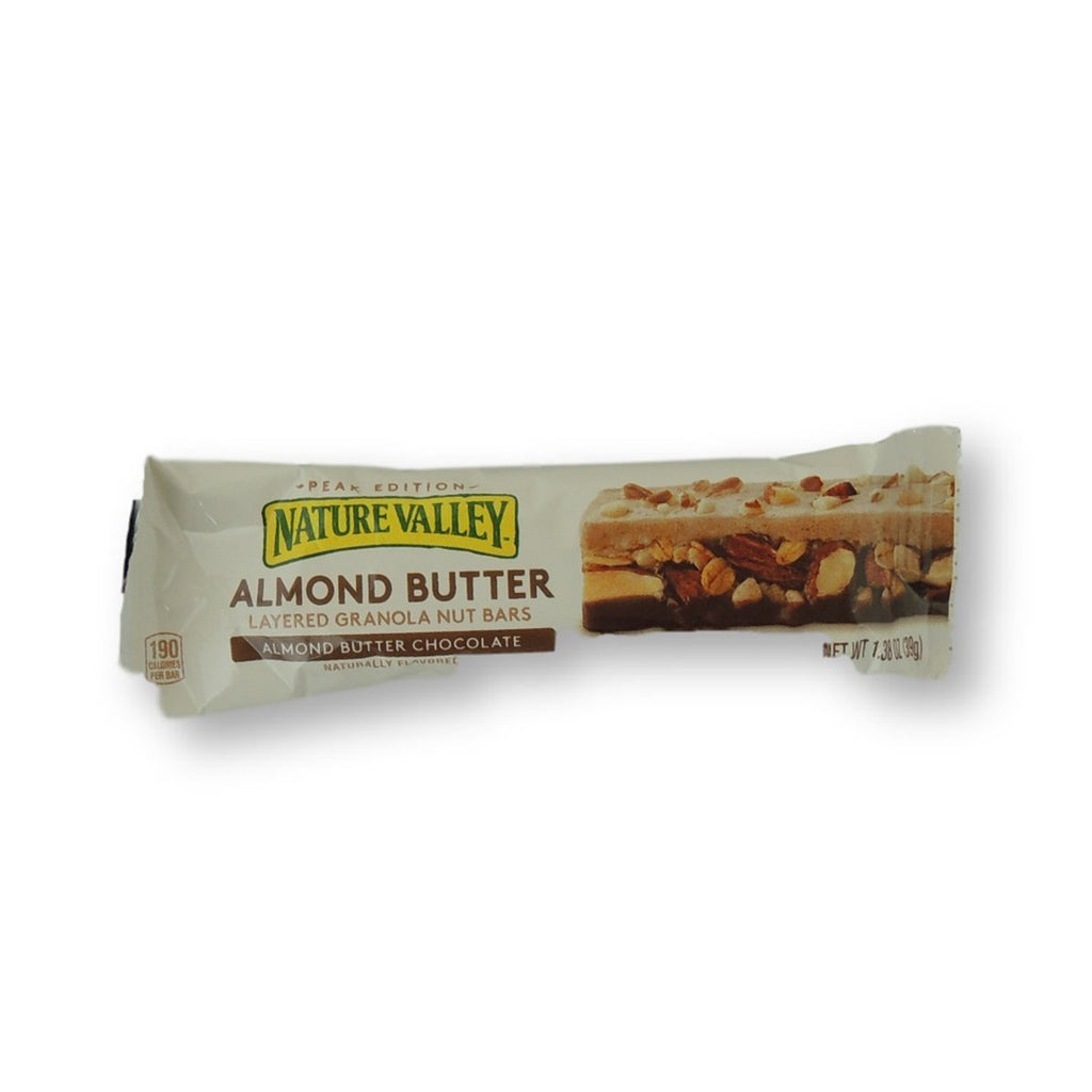 Nature Valley Layered Almond Butter Chocolate 1.38 Oz