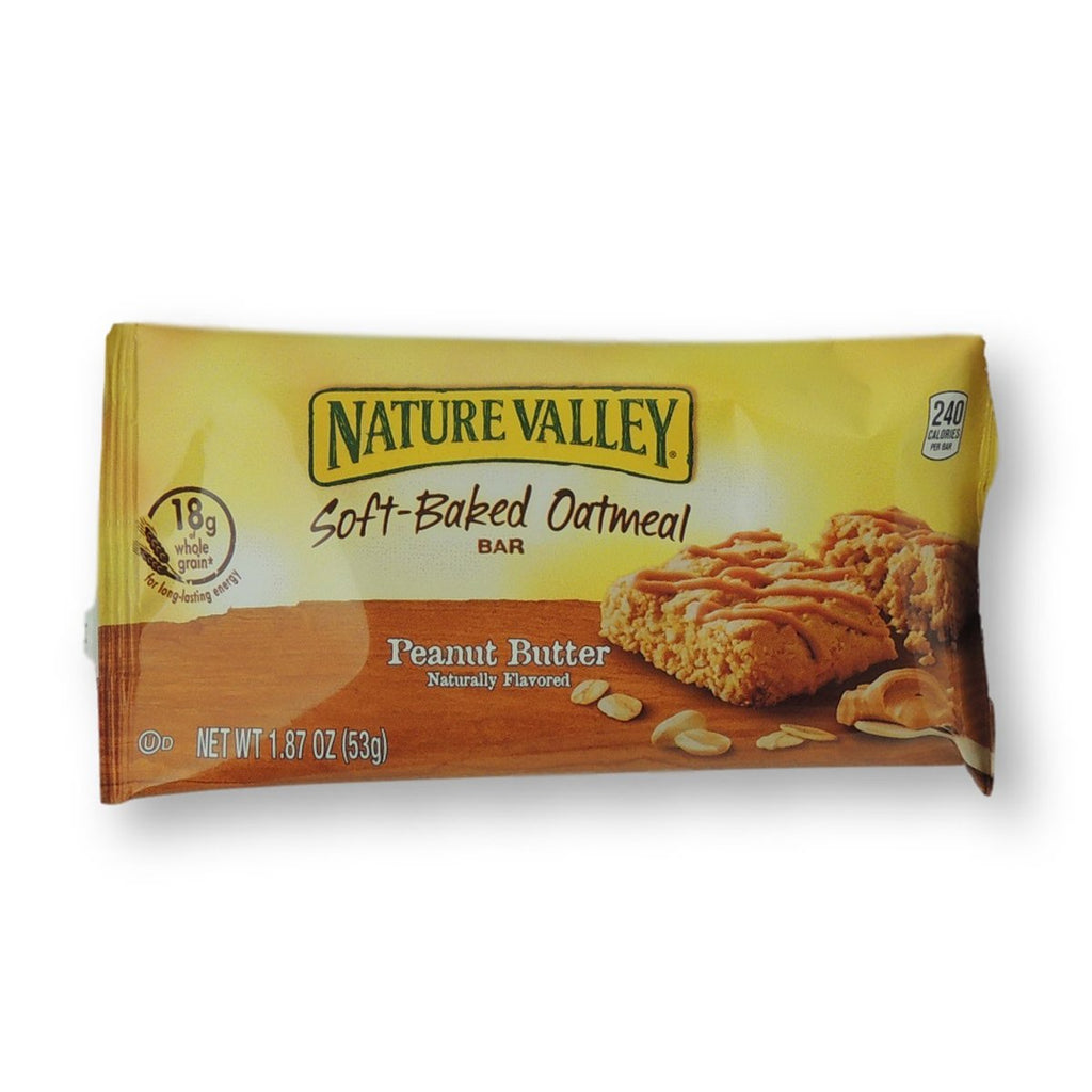 Nature Valley Oatmeal Peanut Butter 1.87 Oz