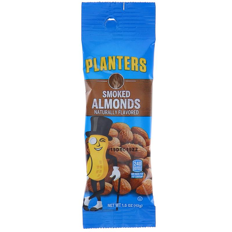 Planters Smoked Almonds 1.5 Oz