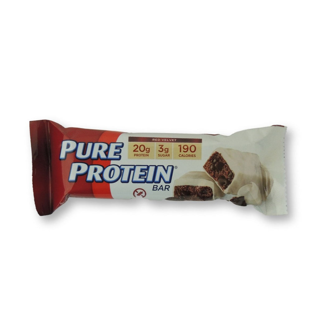 Pure Protein Red Velvet - Bar 1.76oz