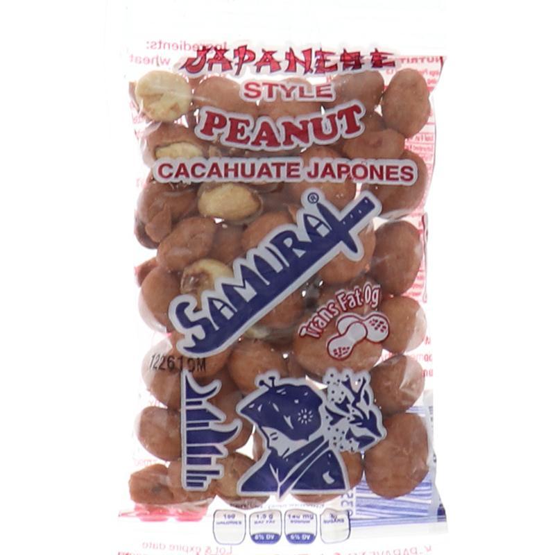 Samurai Japanese Style Peanut Hot - Bag
