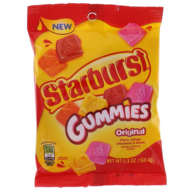 Starburst Gummies Original 5.8 Oz