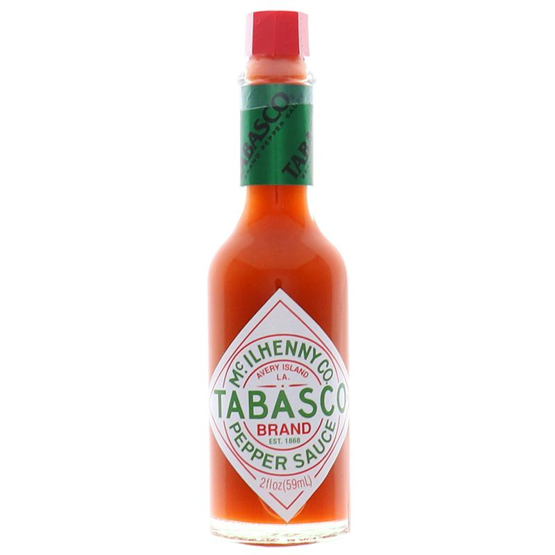 Tabasco Pepper Sauce - Original Flavor 2oz