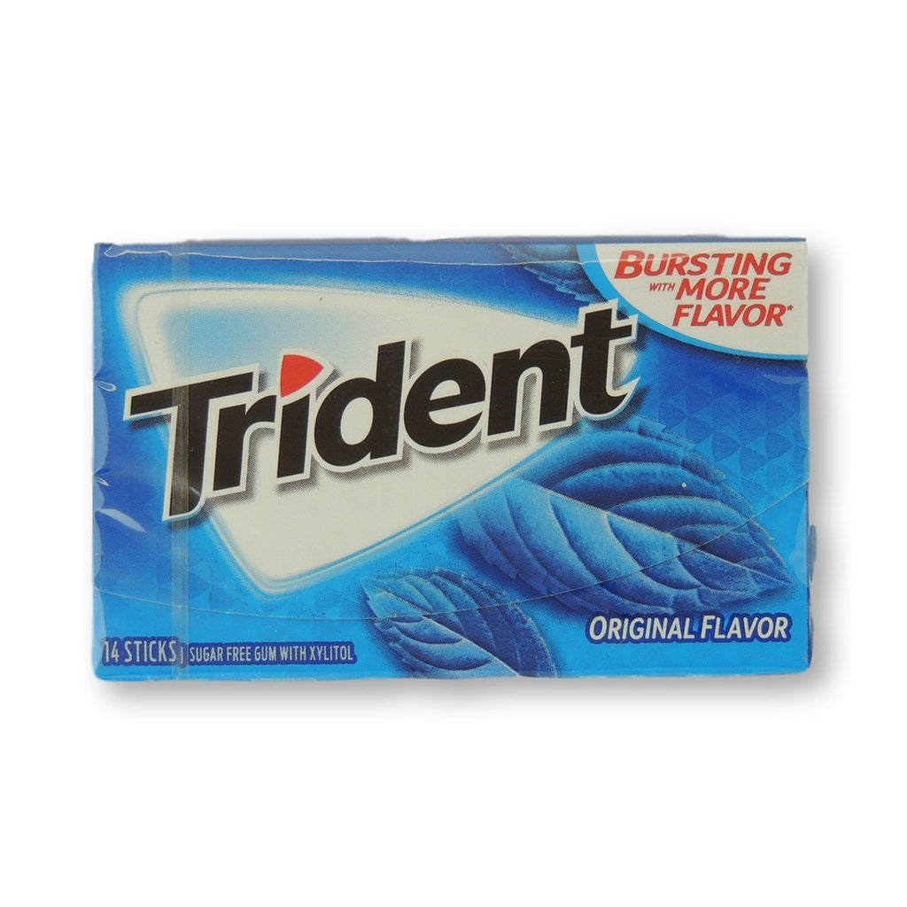 Trident Value Pack Original 14 Pcs