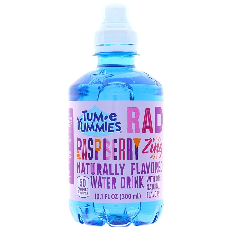 Tum-E Yummies Sour-Sational Raspberry 10.1 Oz