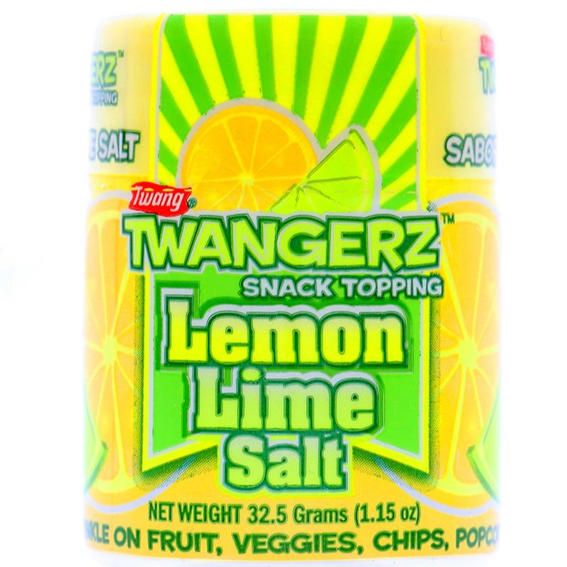 Twang Twangerz Lemon-Lime Salt - Bottle 1.15oz