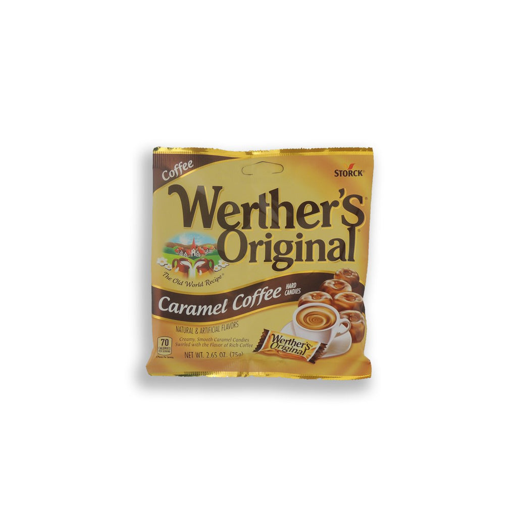 Werthers Coffee Candy 2.65 Oz