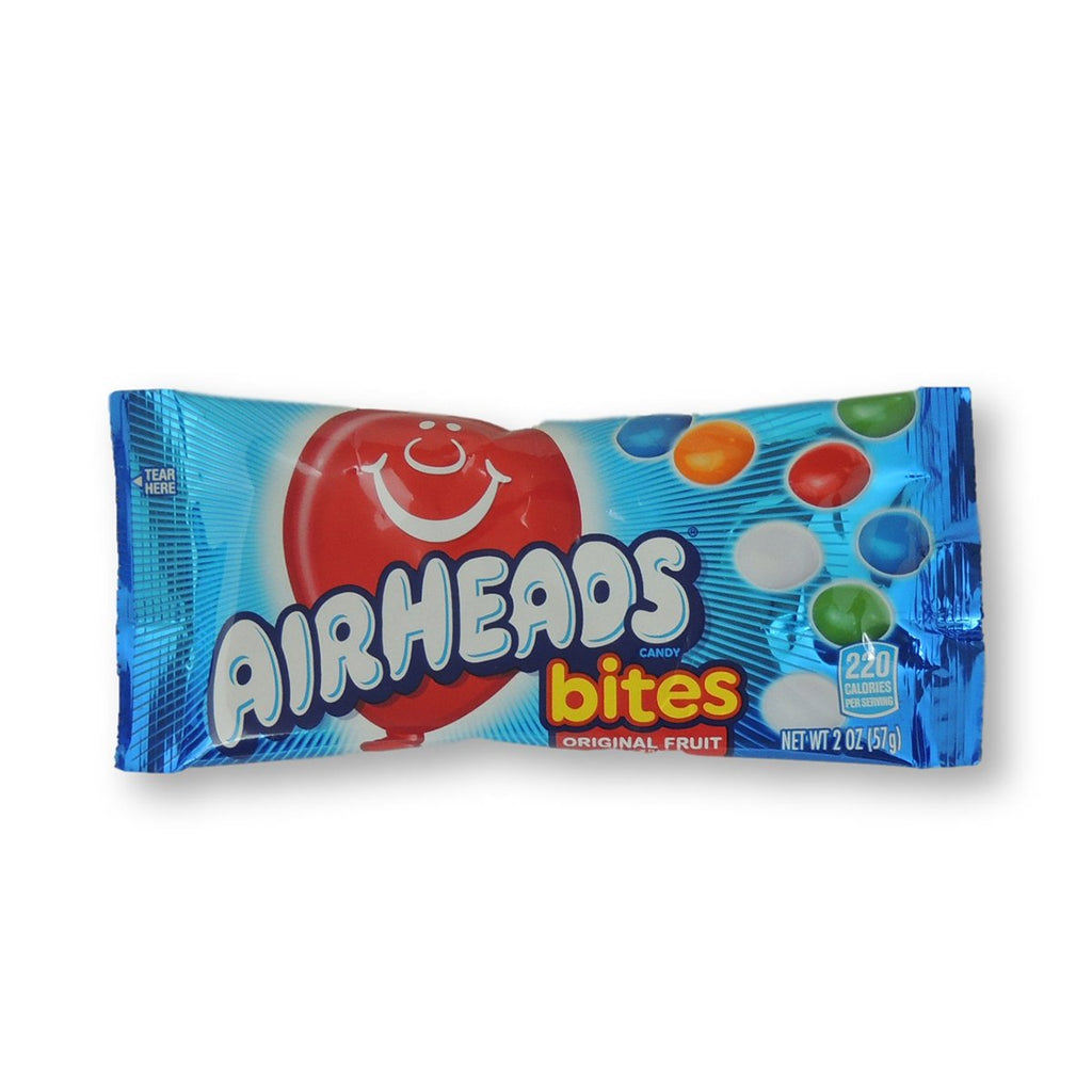 Airheads Bites Fruit 2 Oz