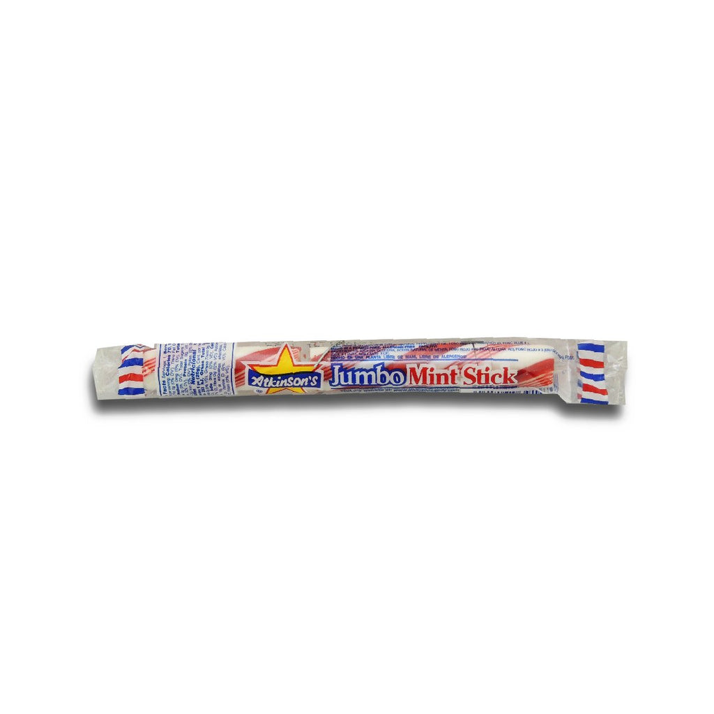 Atkinsons Jumbo Mint Sticks Cool Peppermint