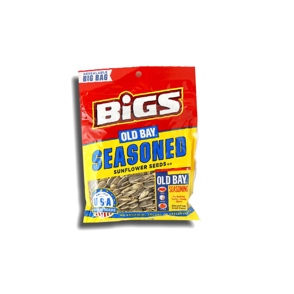 Bigs Sunflower Seeds Old Bay Seasoned 5.35 Oz