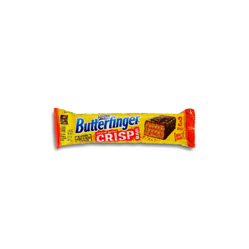 Butterfinger King Size Peanut Butter Crisp Bar 2.01oz