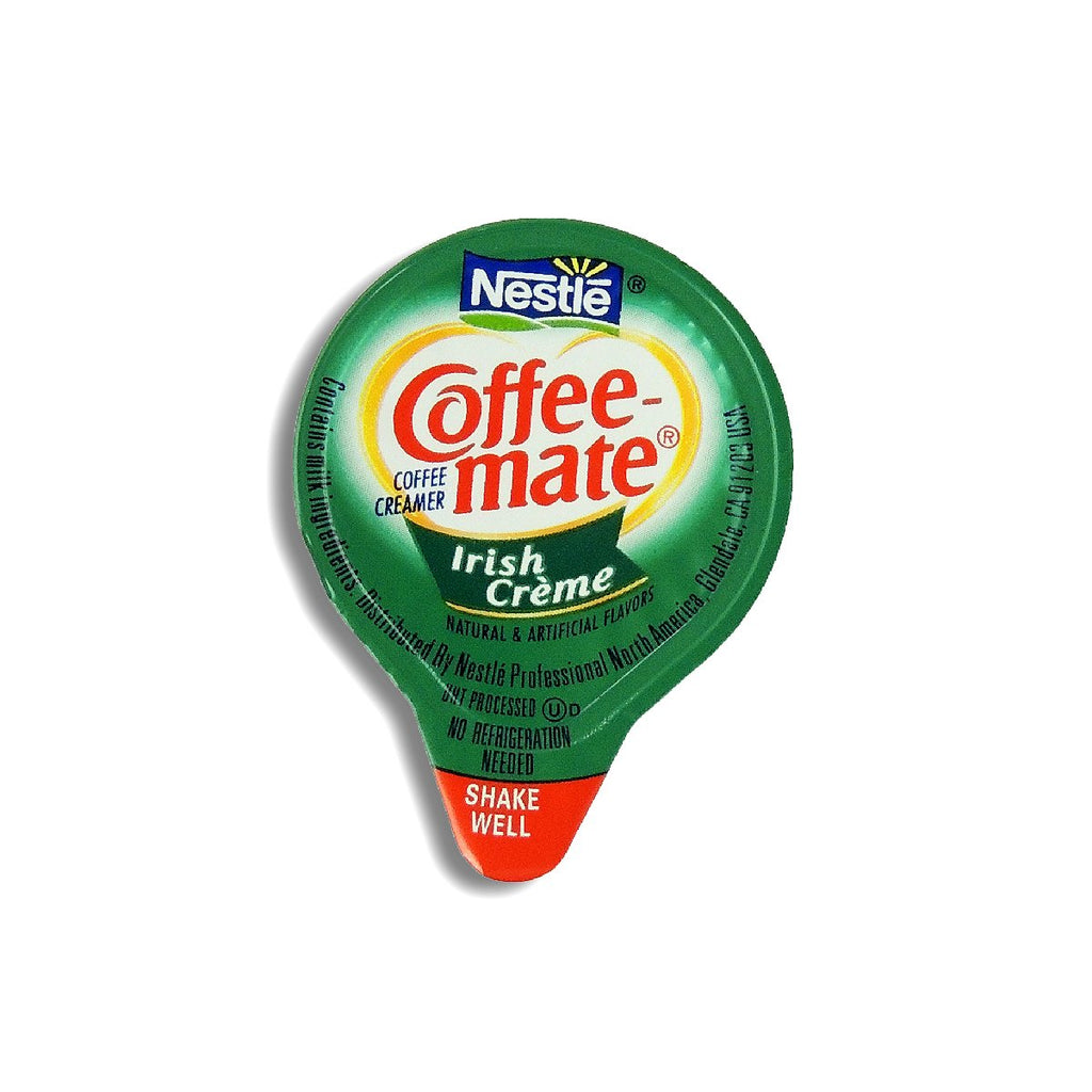Coffeemate Creamer Tubs Irish Cream 0.375 Oz