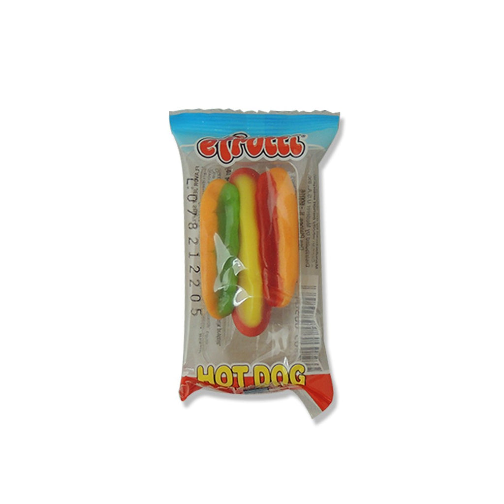 E.Frutti Hot Dog Gummi 0.32 Oz