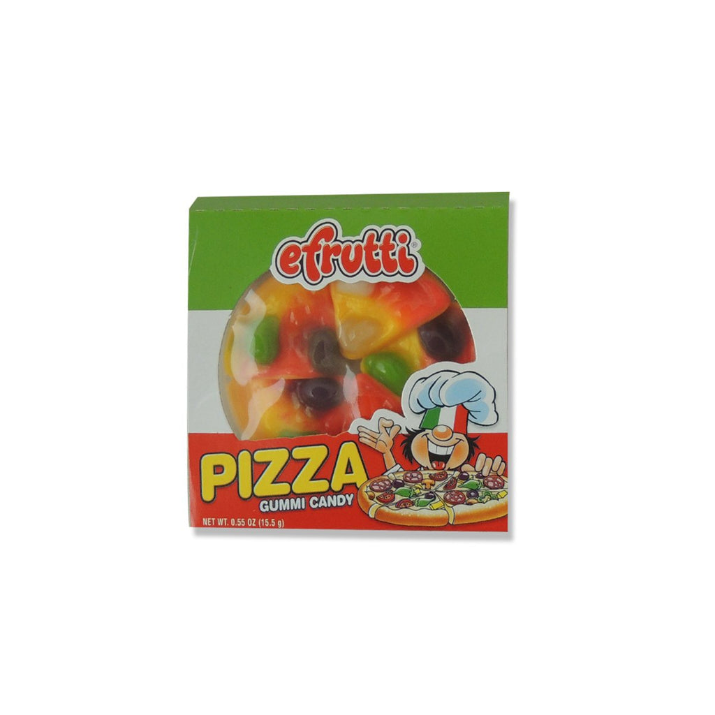 E.Frutti Pizza Gummi Candy 0.55 Oz