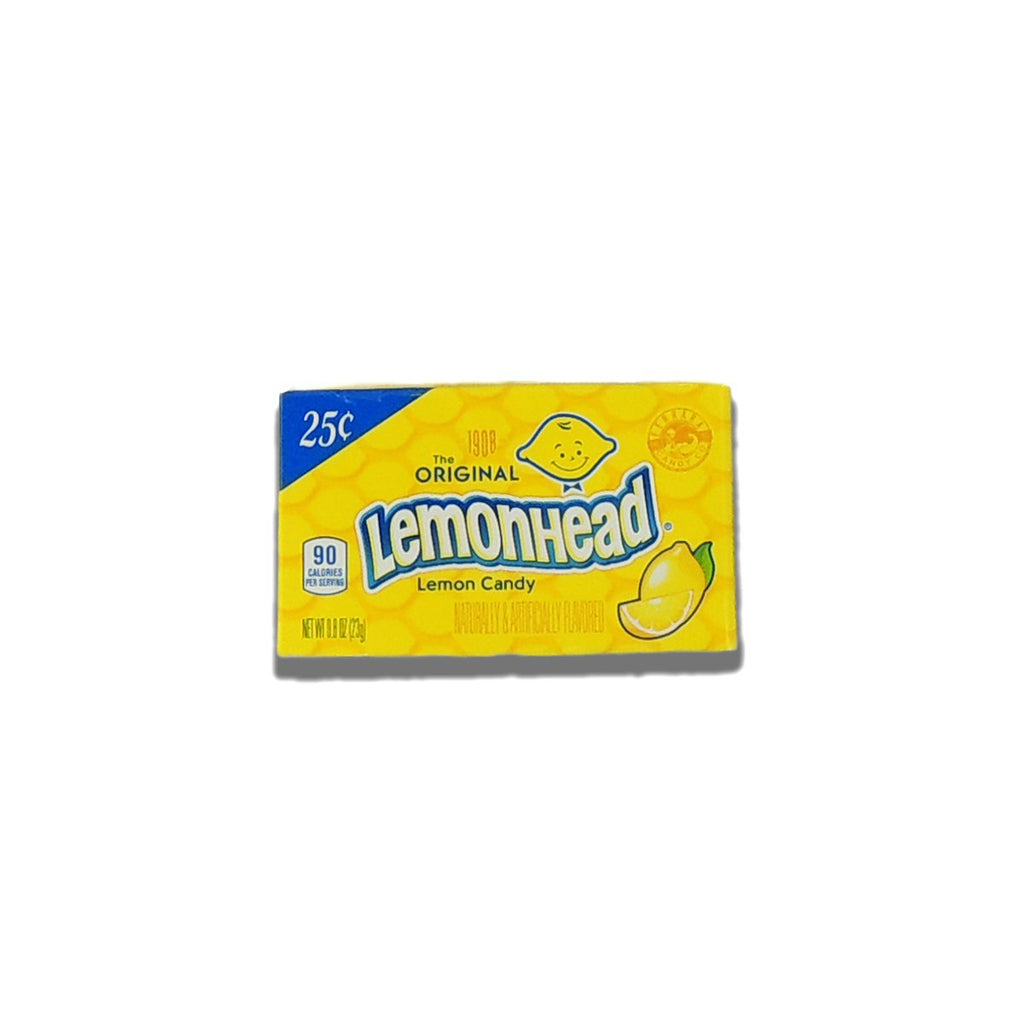 Ferrara Pan Lemonhead Lemon 0.8oz