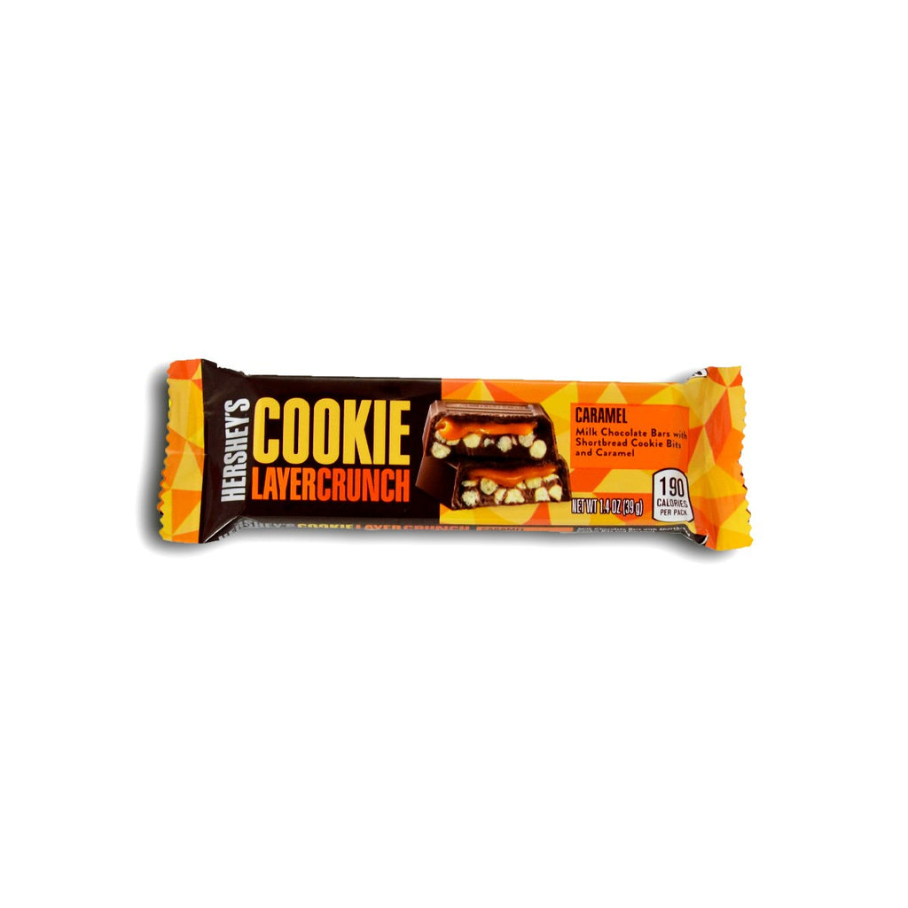 Hersheys Cookie Layer Crunch Caramel 1.4oz