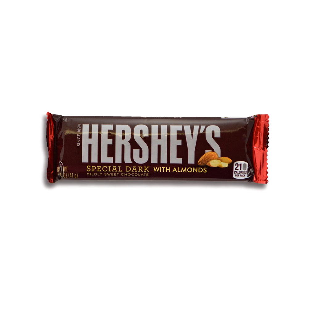 Hersheys Special Dark With Almonds 1.45oz