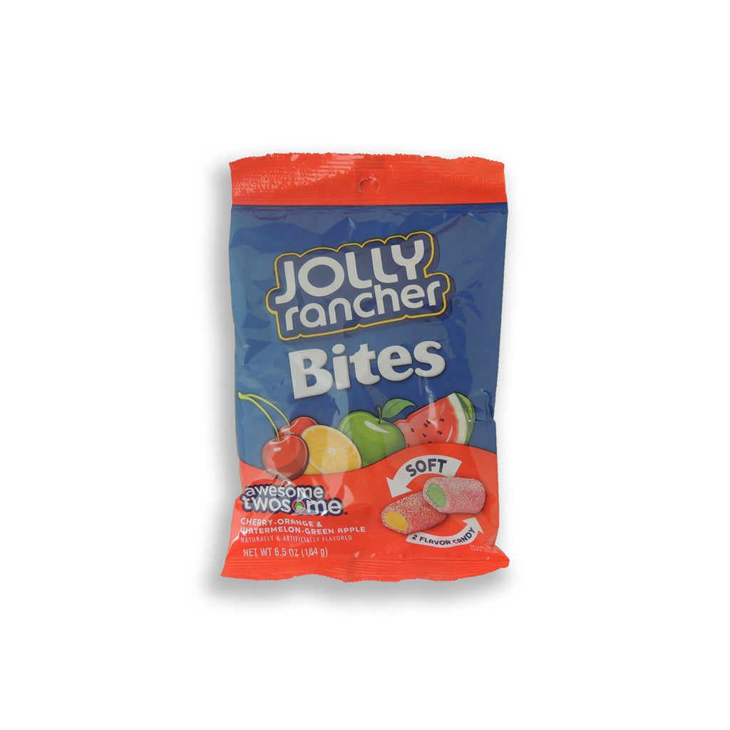 Jolly Rancher Bites Awesome Twosome 6.5 Oz