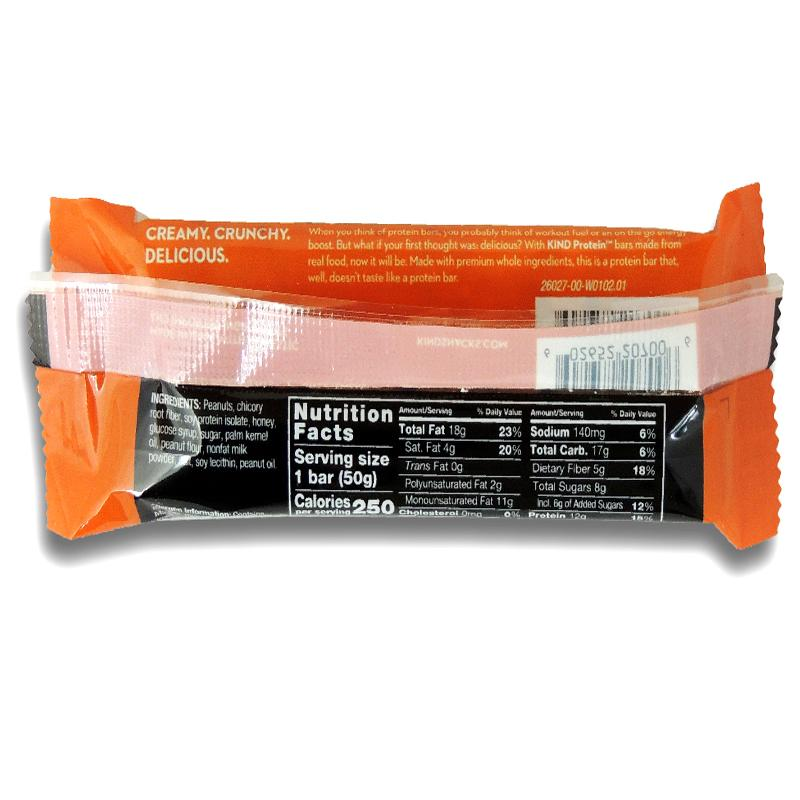 Kind Crunchy Peanut Butter Protein Bar 1.76 Oz
