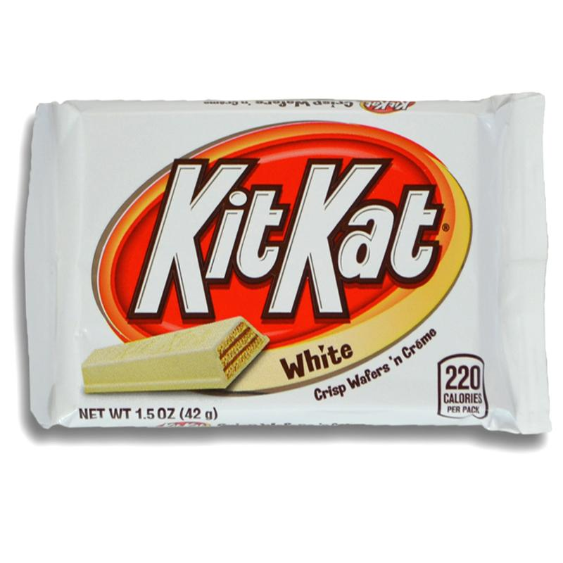 Kit Kat Crisp Wafers White 1.5oz