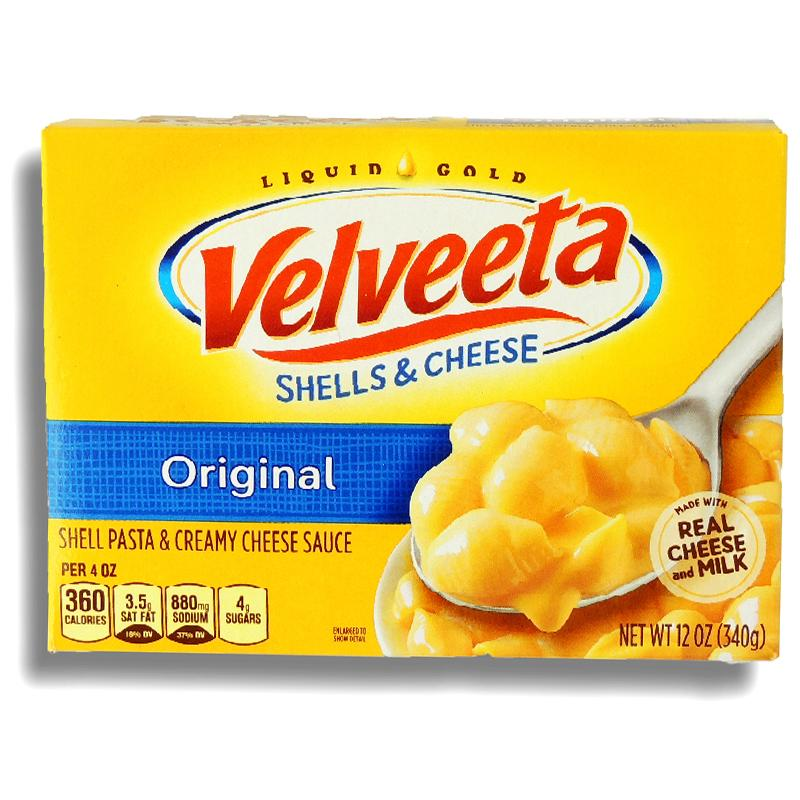 Kraft  Velveeta Shell & Cheese Original 12 Oz