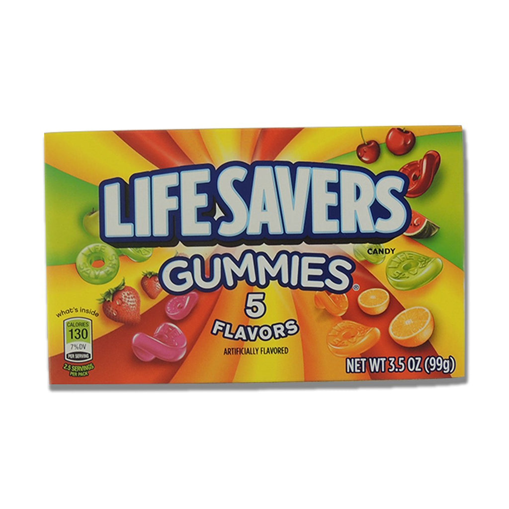 Life Savers Gummies 5 Flavors, Candy