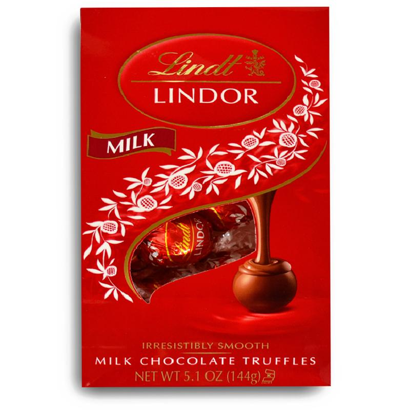 Lindt Lindor Milk Chocolate 5.1oz