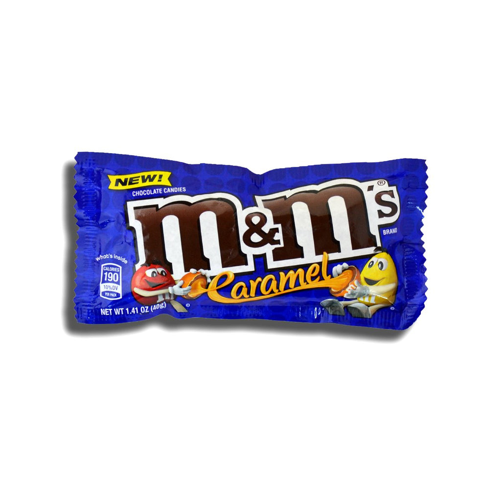 M&M Caramel Chocolate 1.41oz