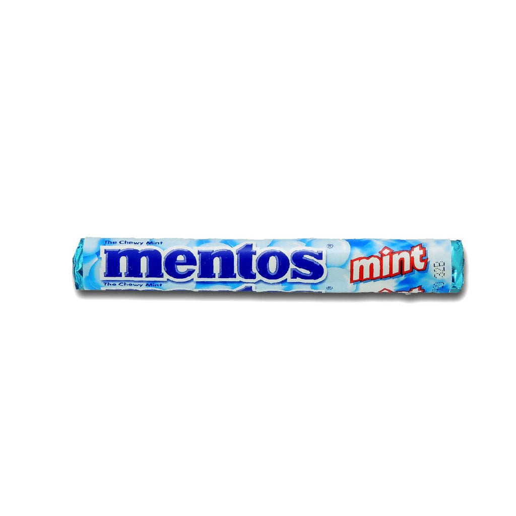 Mentos Roll Chewy Mint 1.32oz