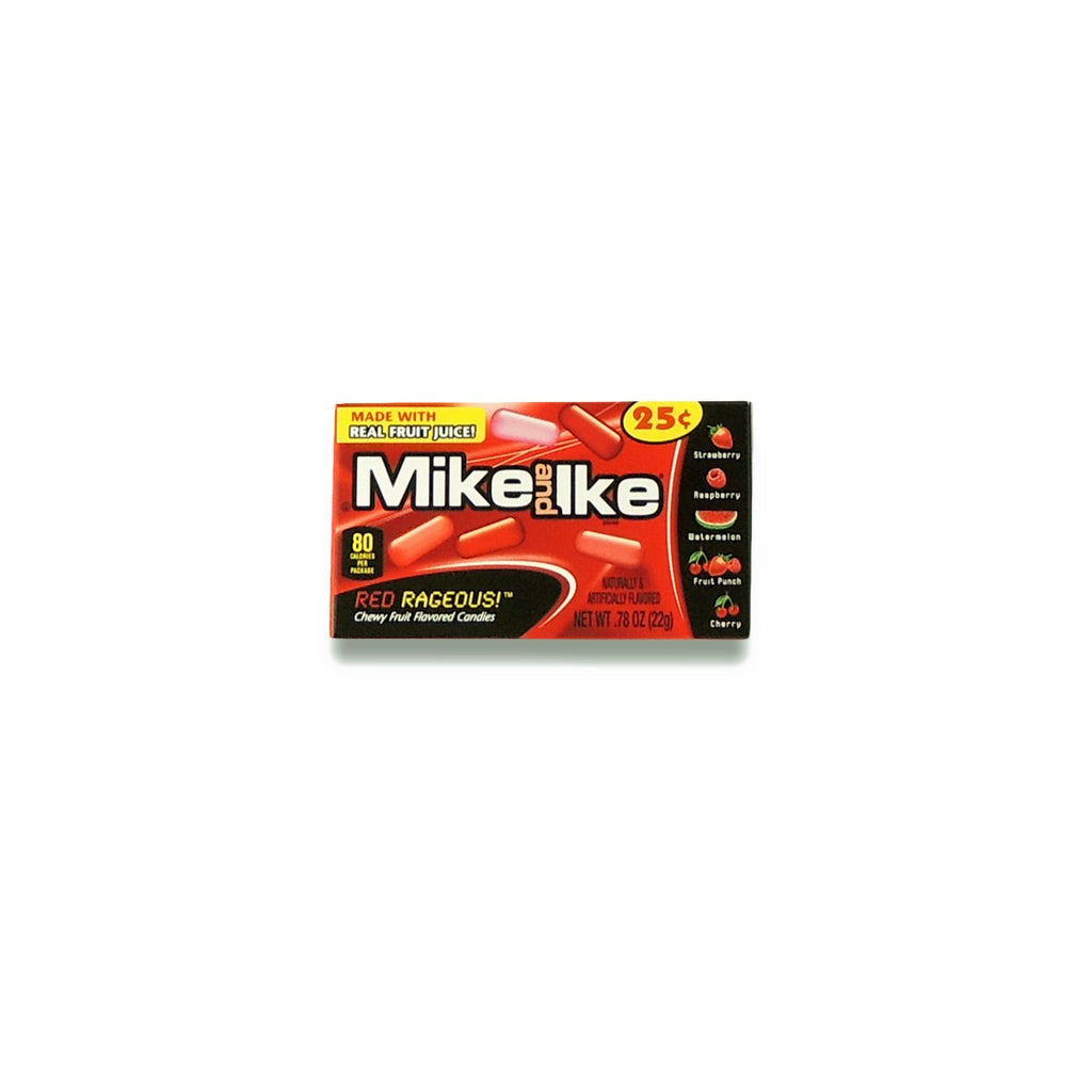 Mike&Ike Red Rageous 0.78oz