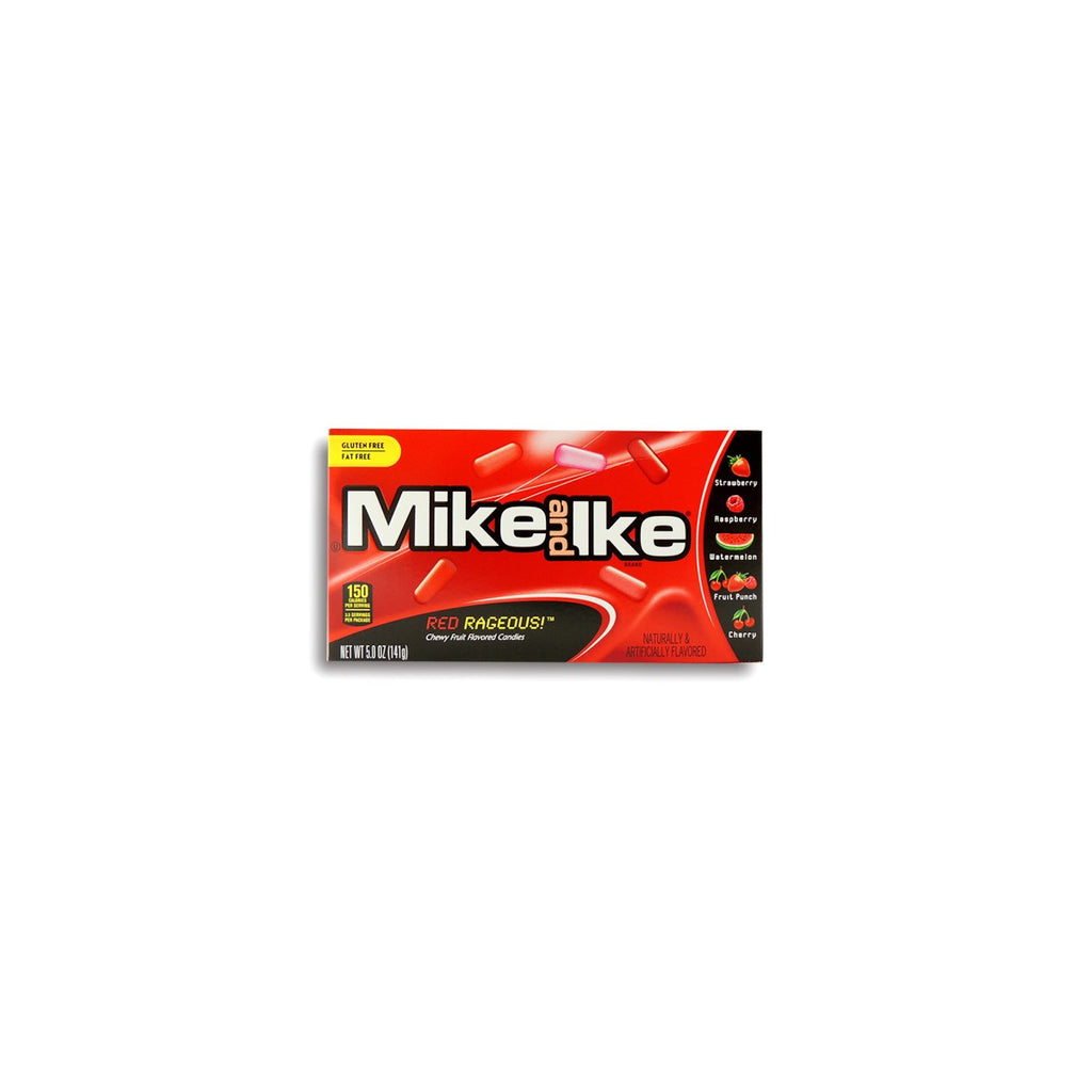 Mike&Ike Red Rageous 5oz