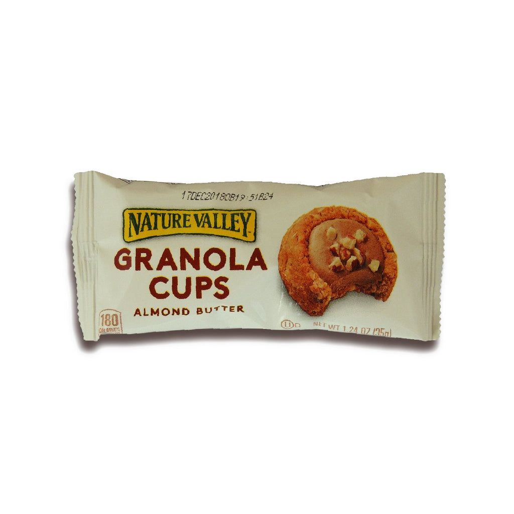Nature Valley Breakfast  Almond Butter Granola Cup 1.24 Oz