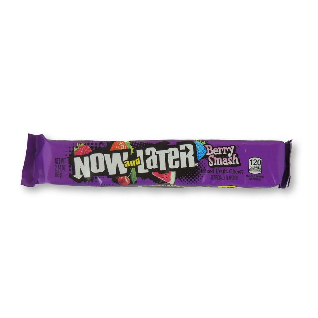 Now & Later Berry Smash 16 Ct