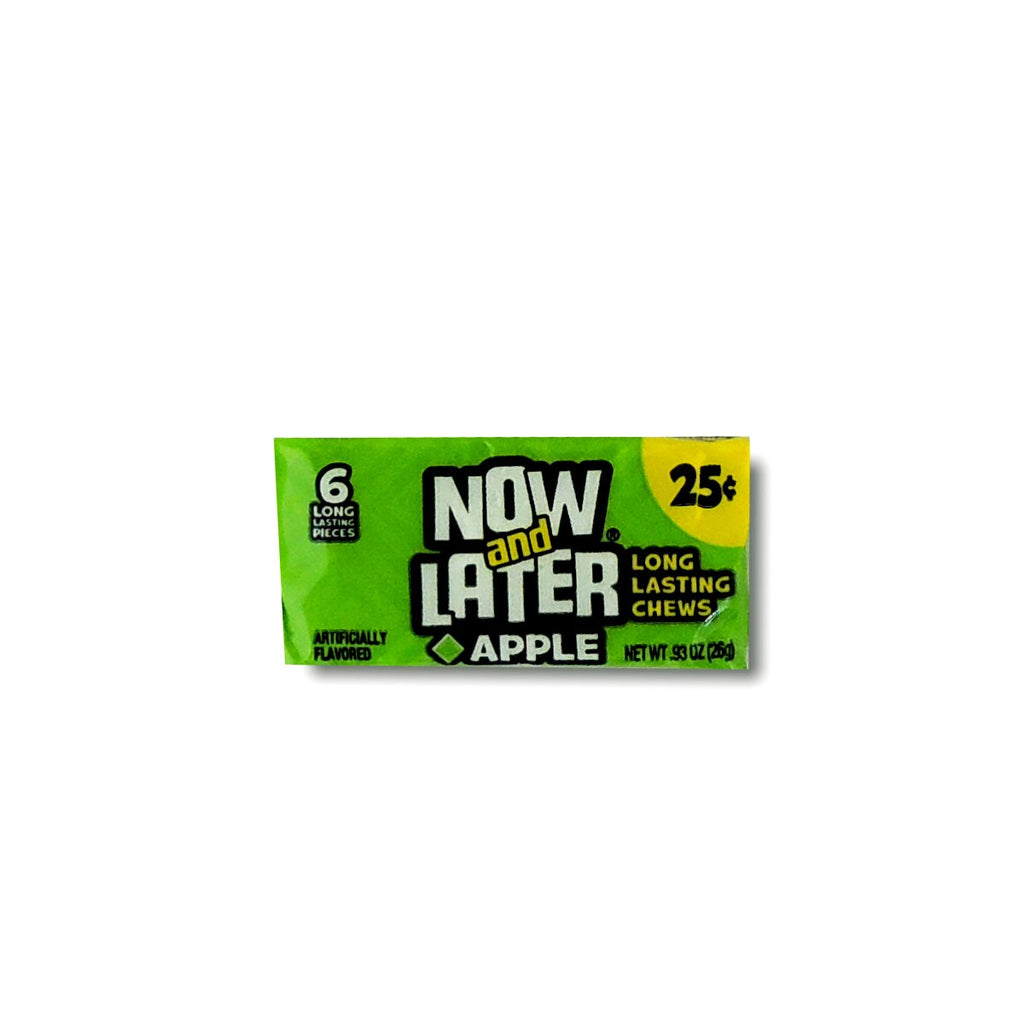 Now&Later Changemakers Bars Apple 6pcs