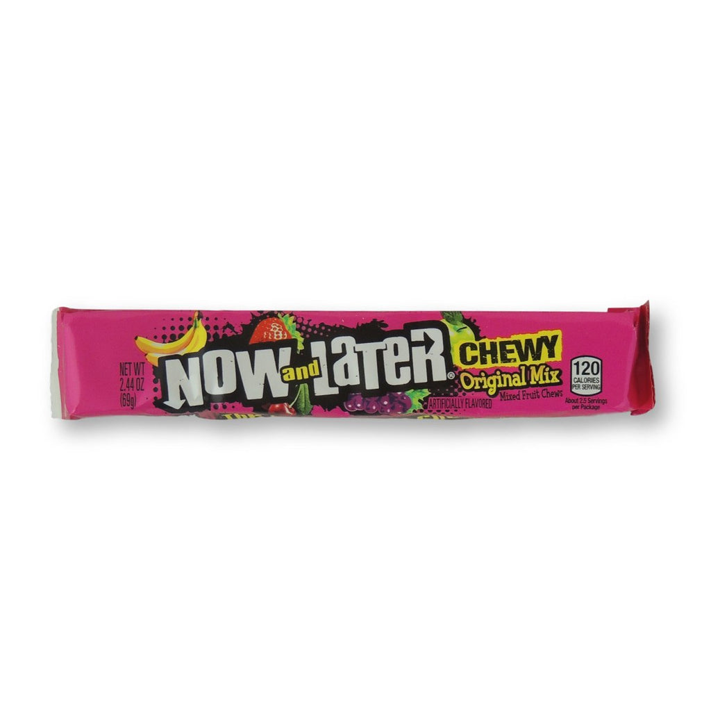 Now & Later Chewy Original Mix 16 Ct