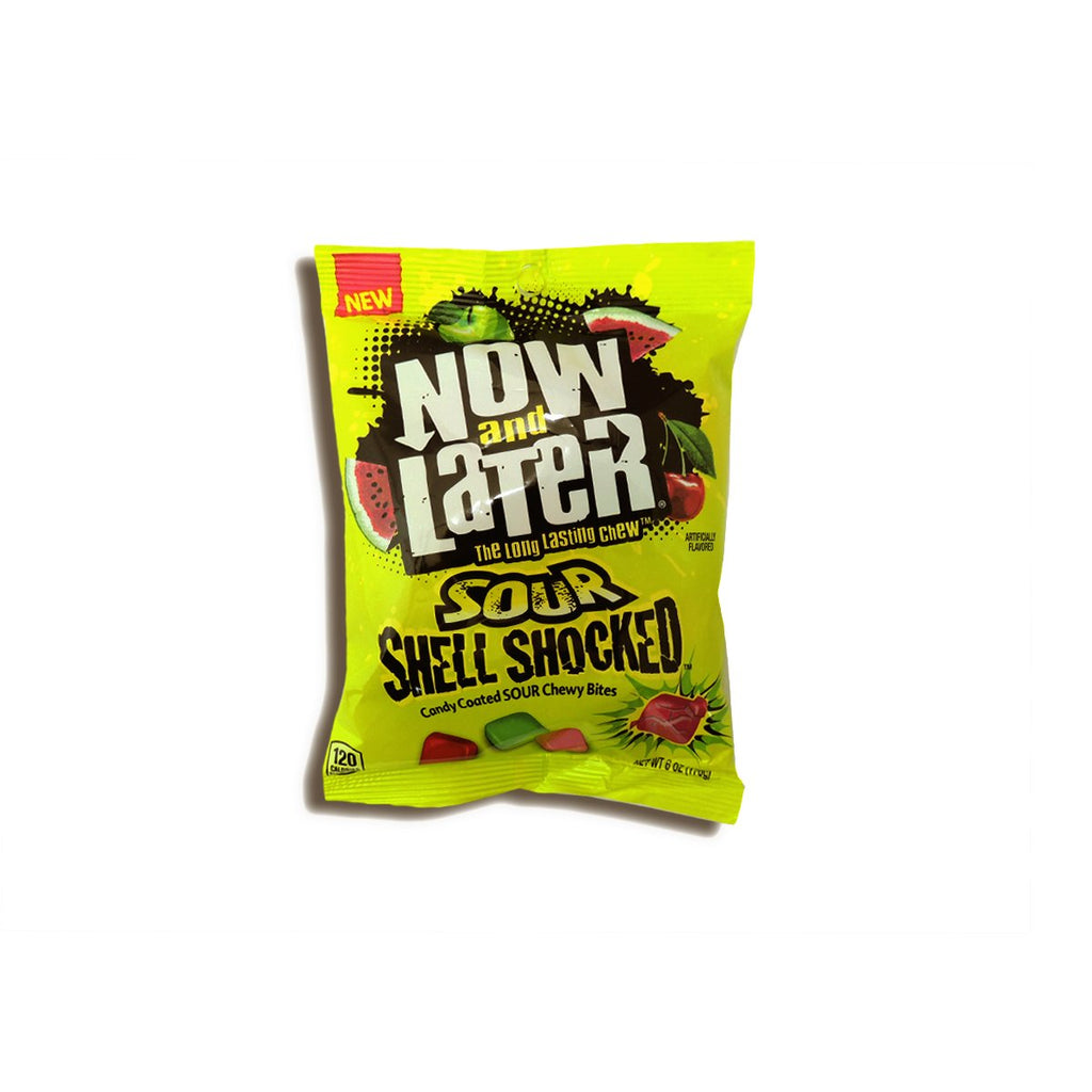 Now&Later Shell Shocked 6 Oz