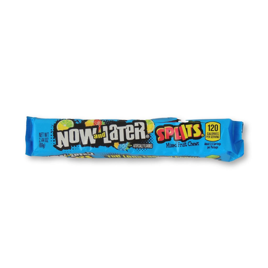 Now & Later Splits Stick 16 Ct