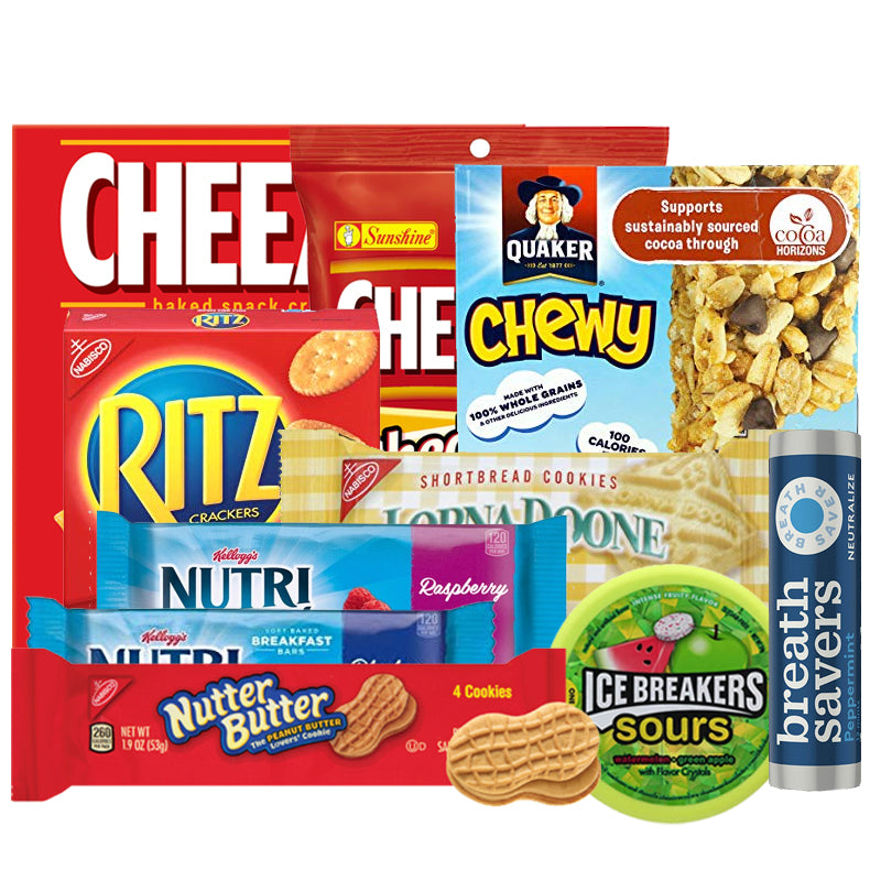 Office Snack Box